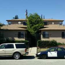 Rental info for 249 W Pomona Blvd in the Montebello area