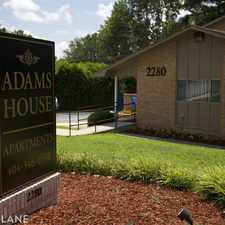 Rental info for 1890 Adams House Apartments in the Campbellton Road area