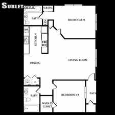Rental info for $900 2 bedroom Apartment in Mesa Area in the NCRA area