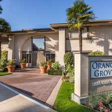 Rental info for Orange Grove in the 92840 area
