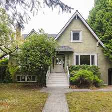 Rental info for Dunbar St & W 35th Ave in the Vancouver area