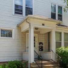 Rental info for 119 E Johnson St in the Madison area