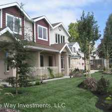 Rental info for 2834 2880 Grove Way in the Hayward area