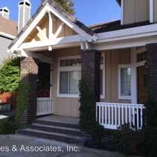 Rental info for 352 Blue Oak Ln