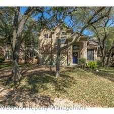 Rental info for 2204 Spring Hollow Path