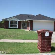 Rental info for 1601 Blessings Ct.