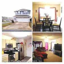 Rental info for 3101 Two Sisters Way