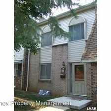 Rental info for 625 Forrest Street