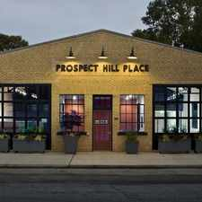 Rental info for Prospect Hill Place Lofts