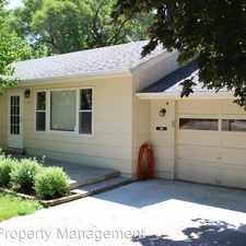 Rental info for 3314 Morningside Street in the Ames area