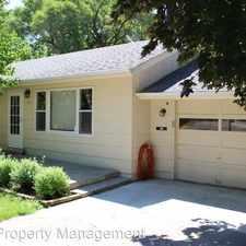 Rental info for 3314 Morningside Street