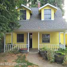 Rental info for 1019 Nw 23rd St. in the Corvallis area