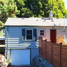 Rental info for RENOVATED 3 BED W SEATTLE HOME W LARGE, PRIVATE CORNER LOT! in the High Point area