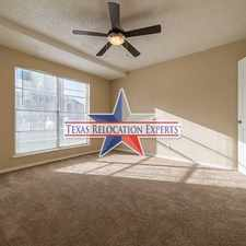 Rental info for West Ave in the San Antonio area