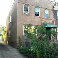Rental info for 2 FAMILY SEMI-ATTACHED BRICK