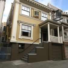 Rental info for Masonic Ave in the Buena Vista area