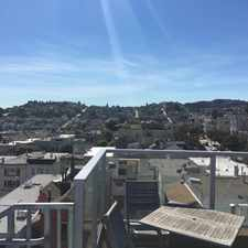 Rental info for Castro St & Henry St in the Duboce Triangle area