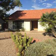 Rental info for N Mesa Drive in the Park of the Canals area