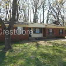 Rental info for 3642 Gillie, Memphis, TN 38127