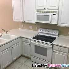 Rental info for Ultimate End Unit 2 Br 1.5 Ba Townhome 2 Car Garag
