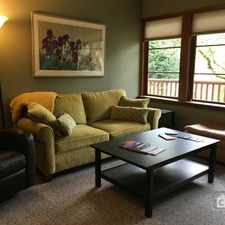 Rental info for $3200 2 bedroom House in Capitol Hill in the Bainbridge Island area