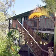 Rental info for :: STAND OUR FROM THE CROWD IN THIS TREE HOUSE WITH BUSHLAND BACKDROP AND VIEWS ... (16 IMAGES) in the Gladstone area