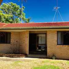 Rental info for Tidy Rear Duplex Unit On The Top Of Buderim in the Sunshine Coast area