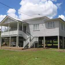 Rental info for Highset in TInana in the Maryborough area