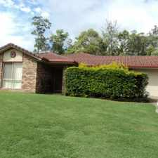 Rental info for SPACIOUS LIVING IN WARNER! in the Brisbane area