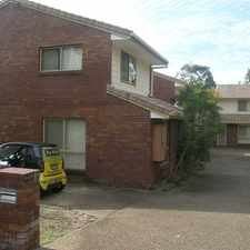 Rental info for Small Unit Complex in Alex Hills in the Alexandra Hills area