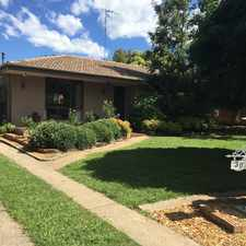 Rental info for Fully Furnished in a quiet cul de sac in the Orange area