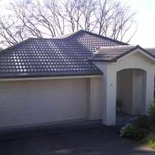 Rental info for Executive Property with Gardening Service in the Mount Barker area