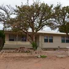 Rental info for GOOD LOCATION CLOSE TO PRIMARY SCHOOLS in the Port Augusta West area