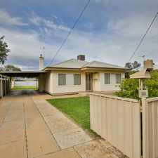 Rental info for Renovated Home Close to Schools & Shops in the Mildura area