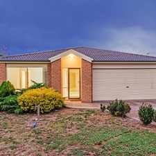 Rental info for PERFECT FAMILY COURT LOCATION in the Hoppers Crossing area