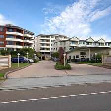 Rental info for UPDATED TWO BEDROOM WITH TWO LARGE COURTYARDS FOR LEASE! 0422 807 874 in the Sydney area