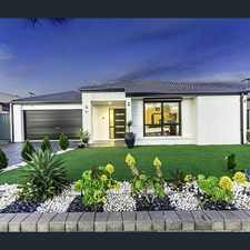 Rental info for Impressive family home!! - 6 months lease in the Melbourne area