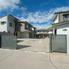 Rental info for :: CONTEMPORARY & STYLISH CBD TOWNHOUSE IN SECURE COMMUNITY in the West Gladstone area