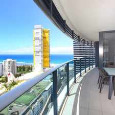 Rental info for Oracle Gem for Sun Lovers in the Broadbeach area