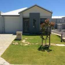 Rental info for STYLISH HOME.....SET IN A DELIGHTFUL LOCATION! in the Mindarie area