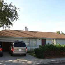 Rental info for - This 1983 built 3 bed/1 bath home comes with all kitchen appliances. 2 Car Garage!