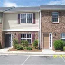 Rental info for Great 2 Bedroom Townhouse In Adairsville