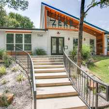 Rental info for The Zeke in the Garland area