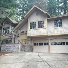 Rental info for 3+ bedroom, 3 bath home in wooded area of South Eugene! 2955 Timberline