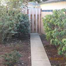 Rental info for 3 bedroom Duplex in Beaverton with yard in the Vose area