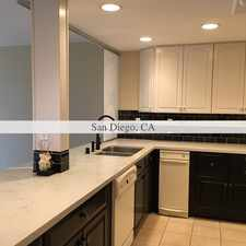 Rental info for Beautiful twinhome in popular community. in the Torrey Pines area