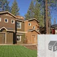 Rental info for 2 bedrooms Apartment - Located in rustic Truckee, California.