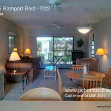 Rental info for 26485 Rampart Blvd