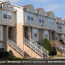 Rental info for $1600 2 bedroom Apartment in Woodbridge in the Avenel area