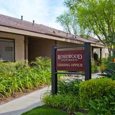 Rental info for Rosewood Apartments in the Loma Linda area